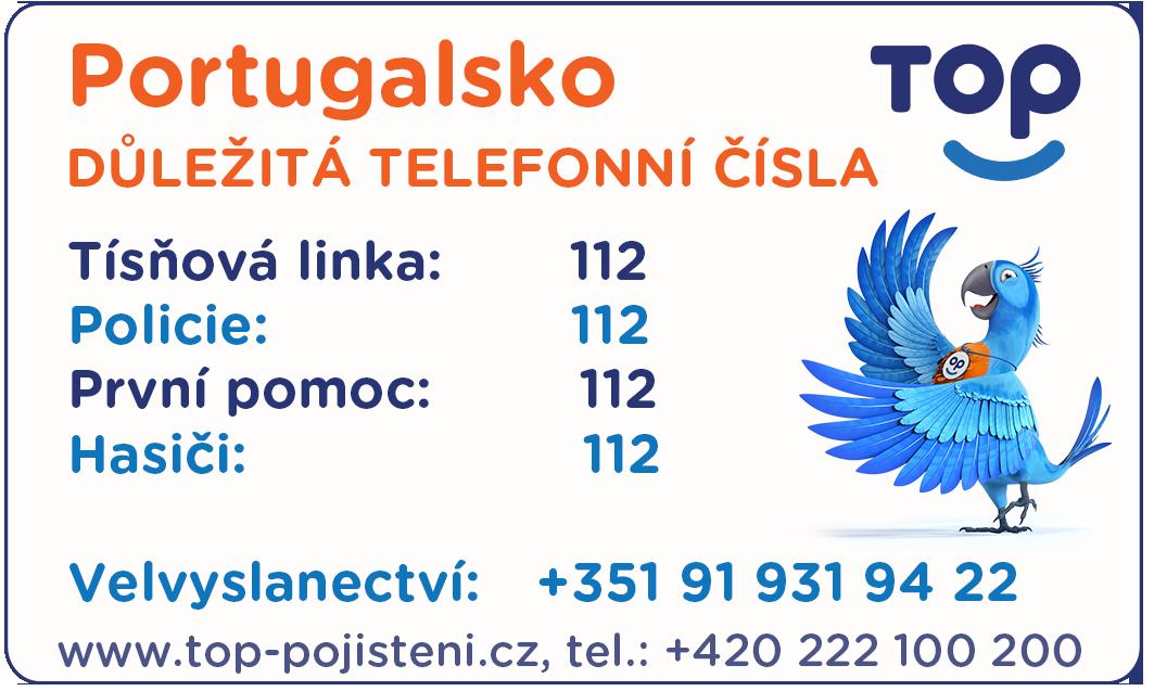 Cestovani-dulezita_tel_cisla-portugalksko