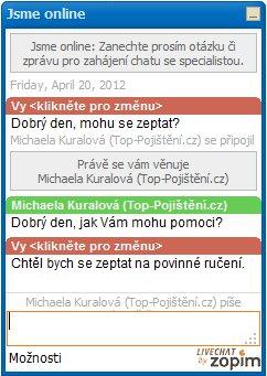 Online chatovací linky